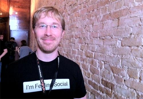 Chris Messina, el creador del Hashtag.