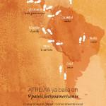 ATREVIA ya baila en 9 países latinoamericanos