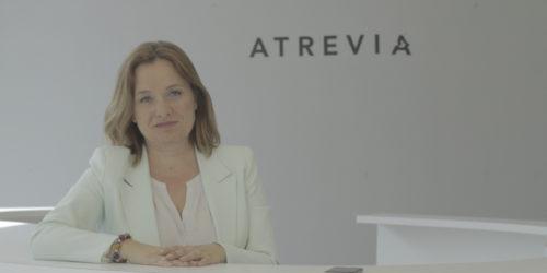 Asun Soriano, CEO de ATREVIA, candidata a las Top 100 Mujeres Líderes de España