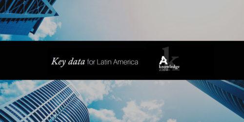 Key Data for Latin America – July 2018