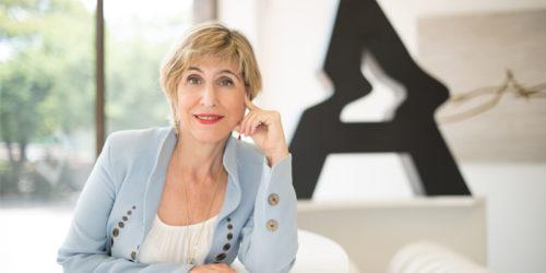 Núria Vilanova, presidenta de ATREVIA, entre las 100 españolas más influyentes