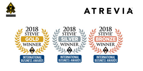 ATREVIA ganadora en los Stevie Awards por sus campañas para Bel, Fundación Telefónica y Ubisoft
