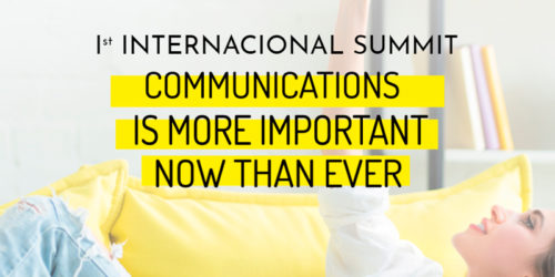ATREVIA will organize the congress, 'Communication is more important now than ever'