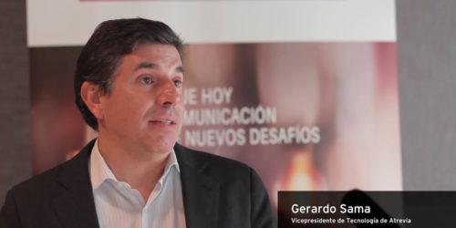 Gerardo Sama nos habla del nuevo área de ATREVIA Tecnología