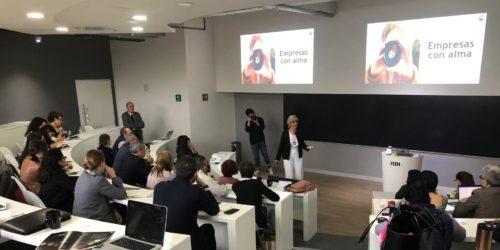 Núria Vilanova habla sobre 'Empresa y Generación Z' en ISDI México