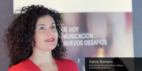 Sonia Romero, directora del área de Formación de ATREVIA, nos habla de las características del líder actual