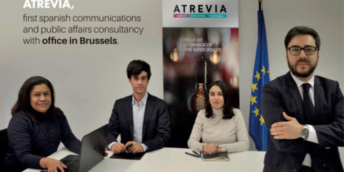 ATREVIA, en la lista de Best in Brussels de las '50 Mejores Consultoras de Asuntos Públicos de la UE'