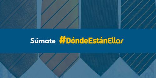 Se cumple el primer aniversario de la iniciativa #DóndeEstánEllas sumando 40 asociaciones colaboradoras