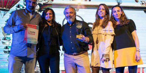 """The Secret"" of ATREVIA and Metro de Madrid winner in the Smile Festival"