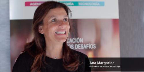 Hablamos de Comunicación Global con Ana Margarida Ximenes, presidenta de ATREVIA Portugal