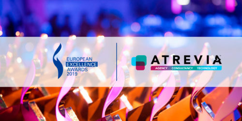 ATREVIA sponsors the 2019 European Excellence Awards
