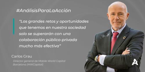 Análisis para la acción: Carlos Grau (#ATREVIACovid19)