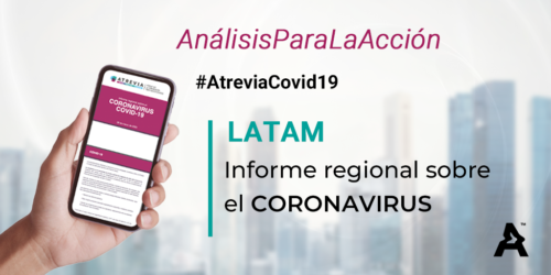 Informe regional: COVID-19 en LATAM (03/04)