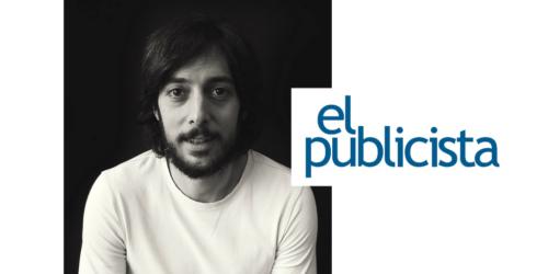 David Ricoy, director creativo de ATREVIA, en El Publicista: Pandemia y creatividad