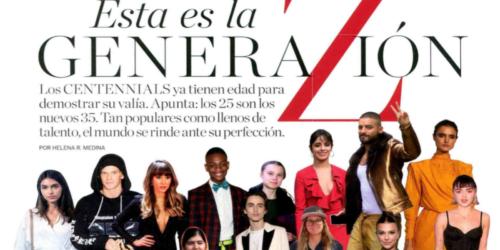 Núria Vilanova, en ELLE: «La Generación Z busca un entorno que sintonice con su filosofía, sus preocupaciones y sus causas»
