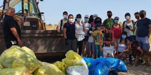 ATREVIA apoya el #ProyectoLIBERA y retira 135kg de basura del entorno natural de El Pardo