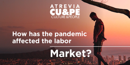How has the pandemic affected the labor market?
