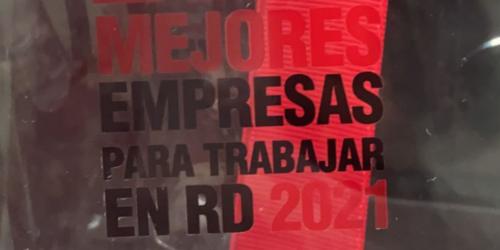 ATREVIA, entre las 100 mejores empresas para trabajar en República Dominicana por la revista Mercado