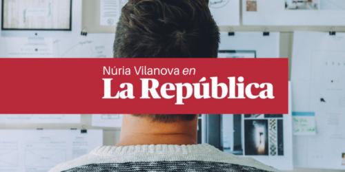 Núria Vilanova, en La República: «Colombia y España: un futuro 'naranja'»